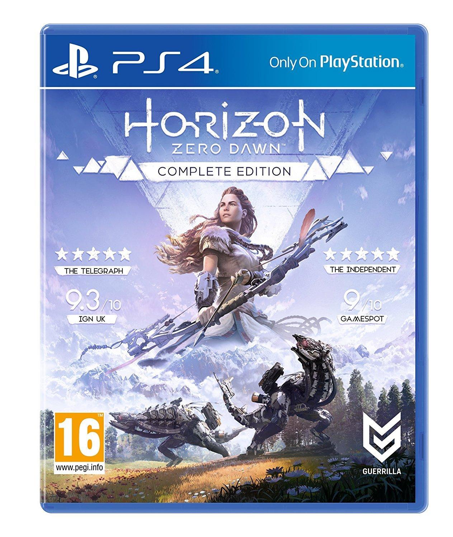 Horizon Zero Complete