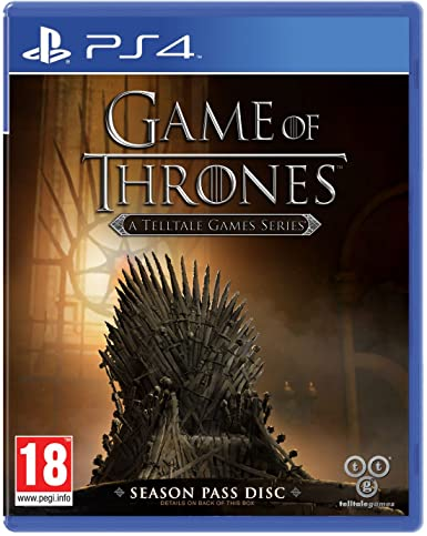 Game of Trones A Telitale Games Series