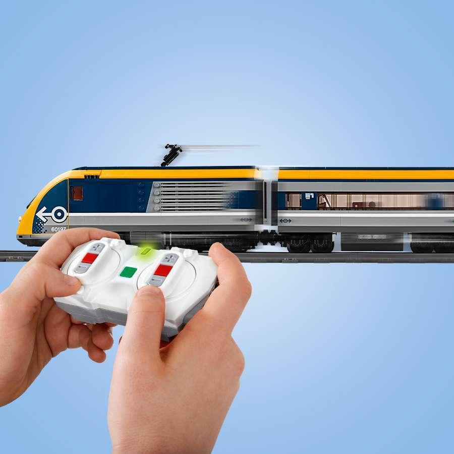 LEGO City 60197 Személyszállító vonat