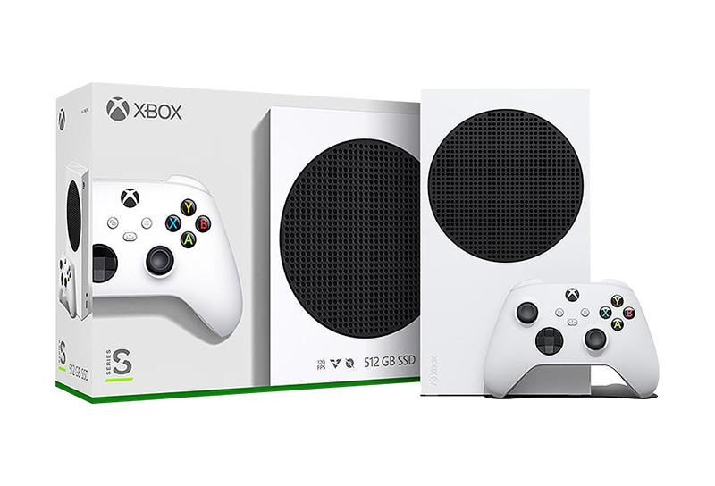 Xbox Series S 512GB SSD