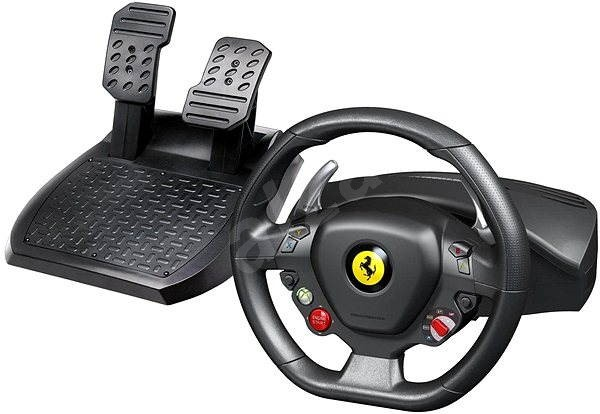 Thrustmaster Ferrari 458 Italia Racing Wheel For PC/ Xbox 360