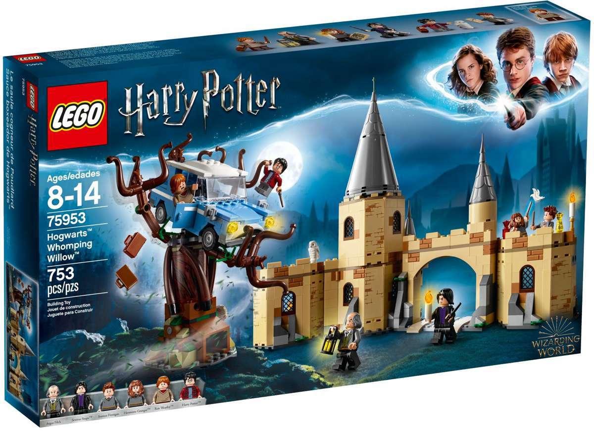 LEGO Harry Potter 75953 Roxforti Fúriafűz