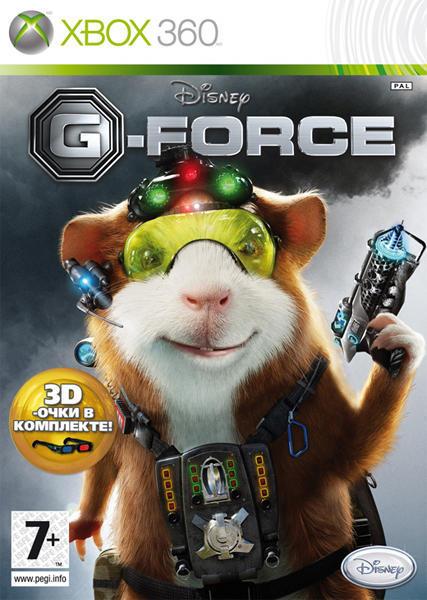 Disney G- Force