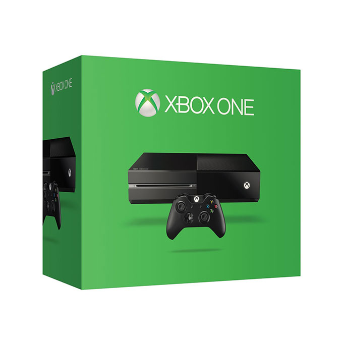 Xbox One 500GB Fekete