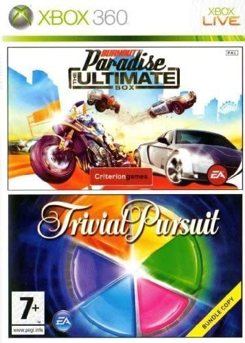 Burnout Paradise the  Ultimate Box  Trival Pursuit