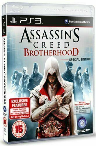 Assassin's Creed Brotherhood /ÚJ/