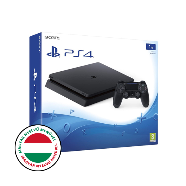 PlayStation 4 Slim (PS4) 1 TB