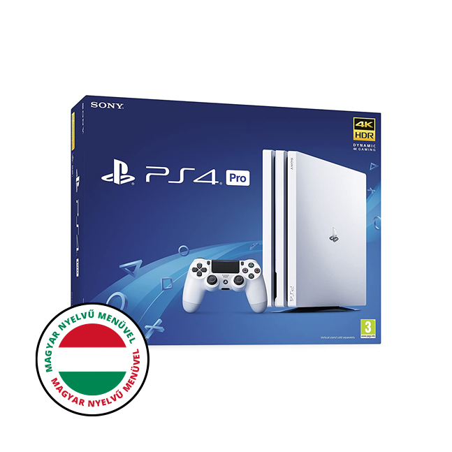 PlayStation 4 Pro ( PS4 ) 1TB 7216 Fehér
