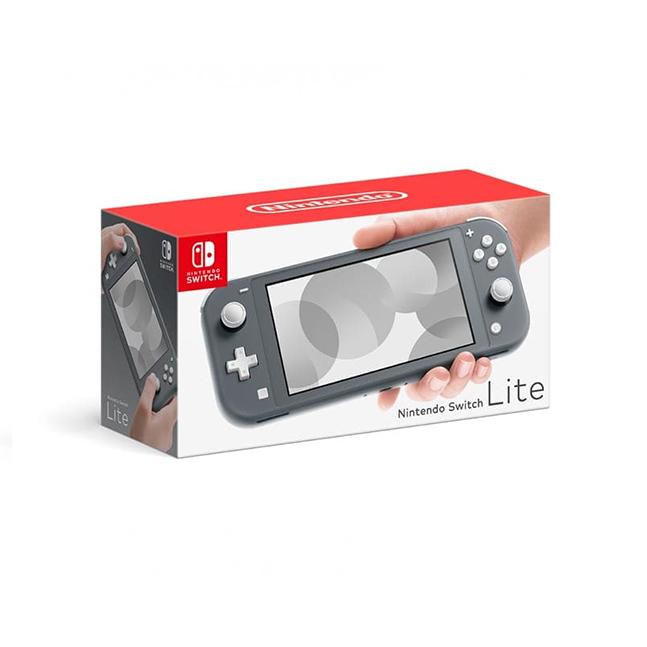 Nintendo Switch Lite Grey Szürke