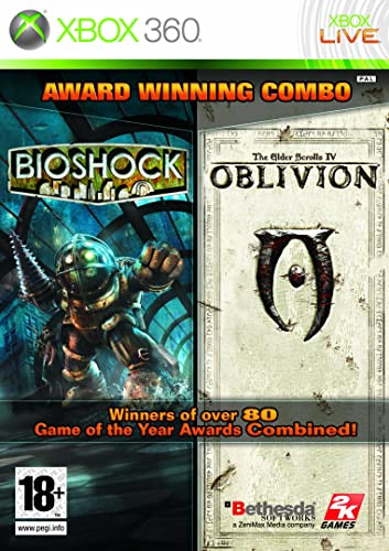 Bioshock & the Elder scrolls IV Oblivion