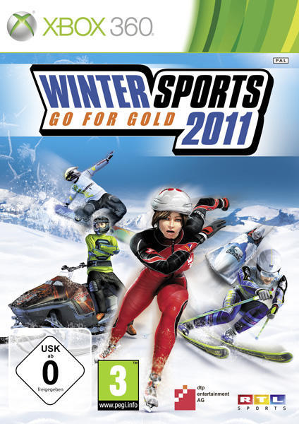 Winter Sports Go For Gold 2011