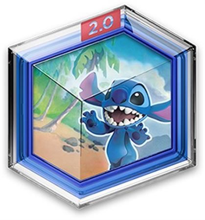 Disney Infinity Stitch's Tropical Rescue Expansion Disc 2000105
