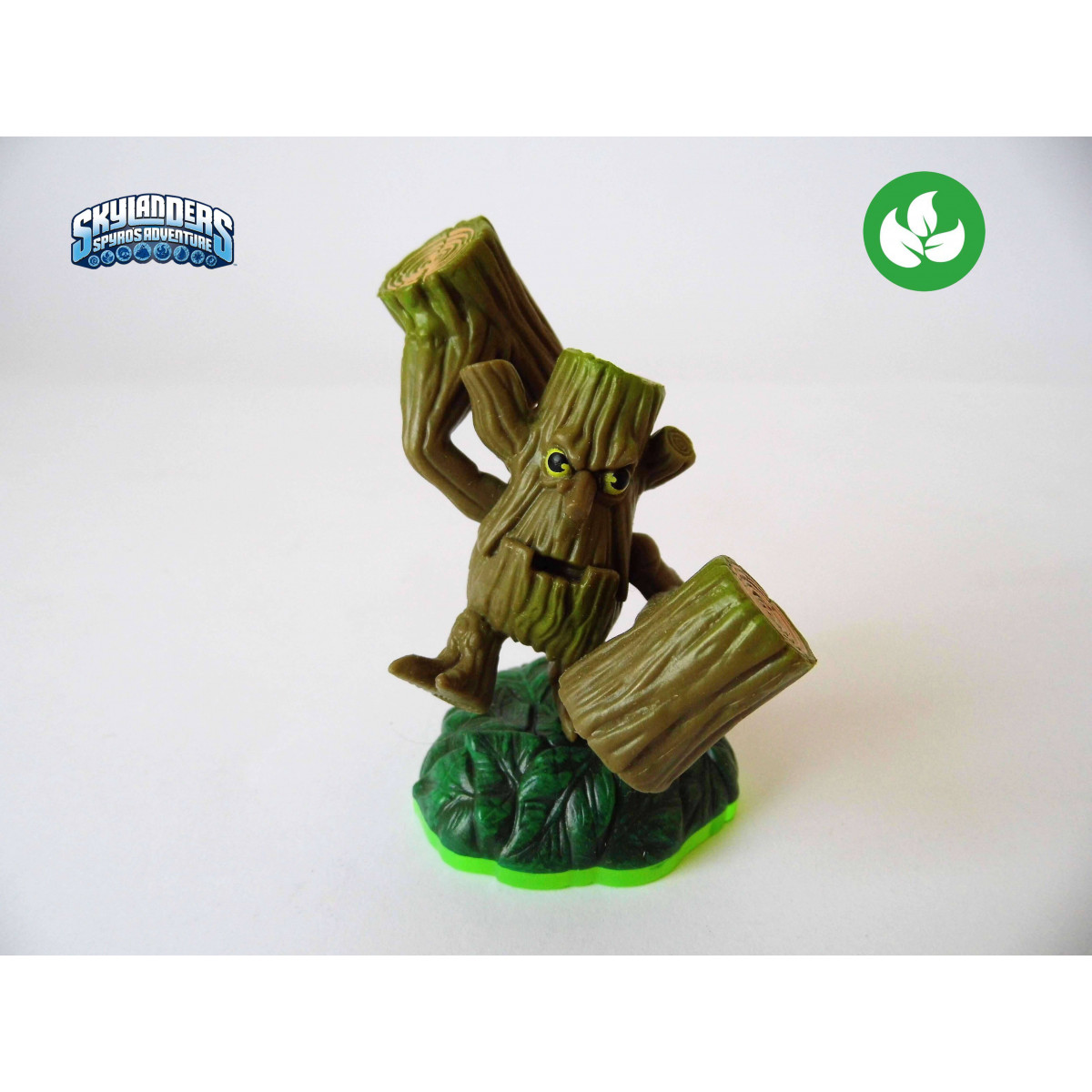 Skylanders Spyro's Adventure - Stump Smash játékfigura