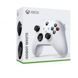 Xbox Vezeték nélküli kontroller Robot White DOBOZOS