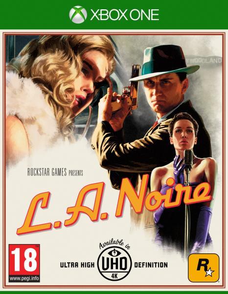 L.A.Noire borító nélkül