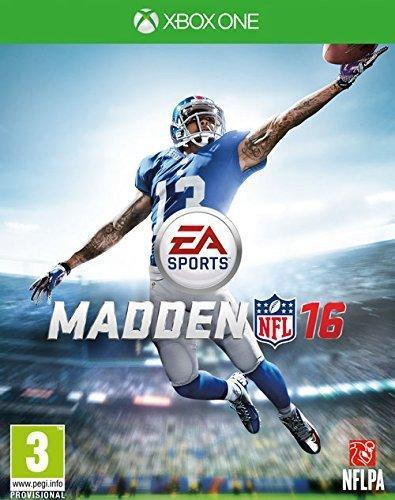 Madden NFL 16 / csak lemez /