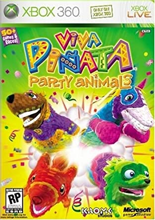 Viva Pinata Party Animals