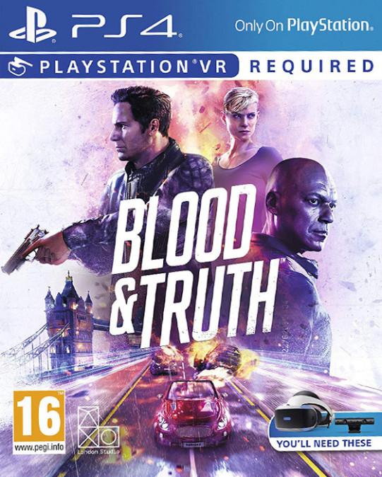 Blood & Truth VR